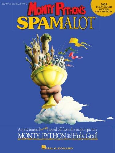 Monty Python's Spamalot Songbook: 2005 Tony  Award Winner - Best Musical