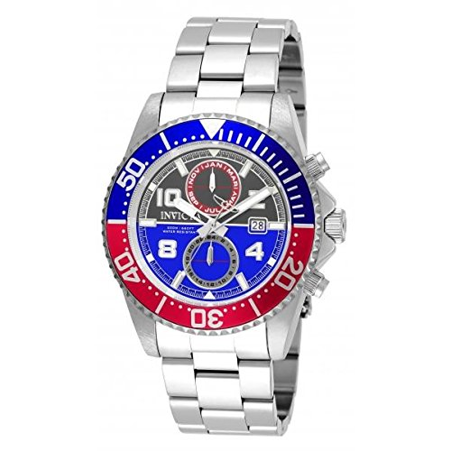 Invicta Men's 18517 Pro Diver Stainless Steel Bracelet Watch (Diver Stainless Steel Bracelet Watch)