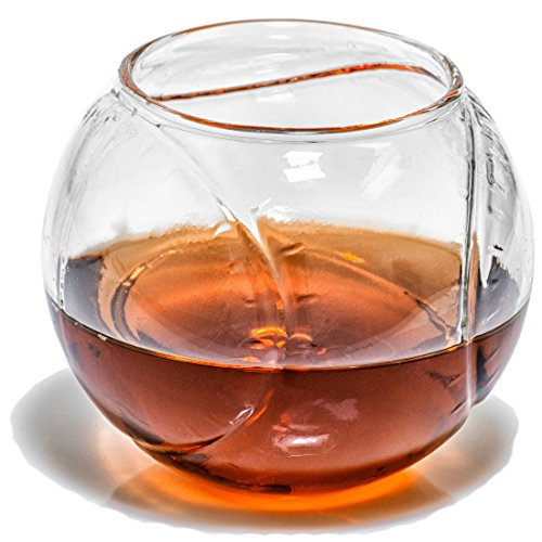 Baseball Whiskey Glass - Rocks Glass for Rum, Tequila, Scotch, Glasses- Whiskey Gifts - 10oz Cocktail, Lowball, Old Fashioned Glass (Set of 2) Baseball Bar Decor & Bourbon Gifts by - Gifts Baseball Dad For