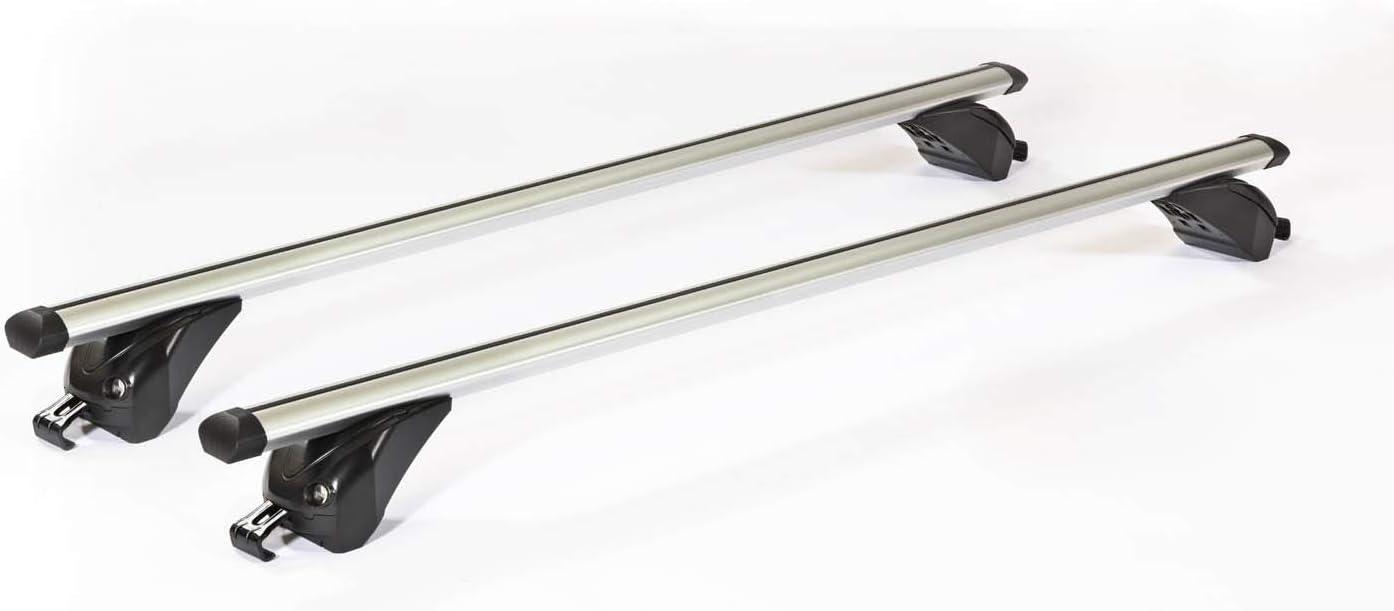 K39 Barres de Toit VDPKING2 Compatible avec Audi A6 5 Portes 4G//C7 Avant 15-18