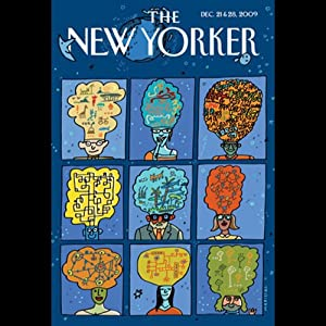 The New Yorker, December 21st & 28th, 2009 Periodical