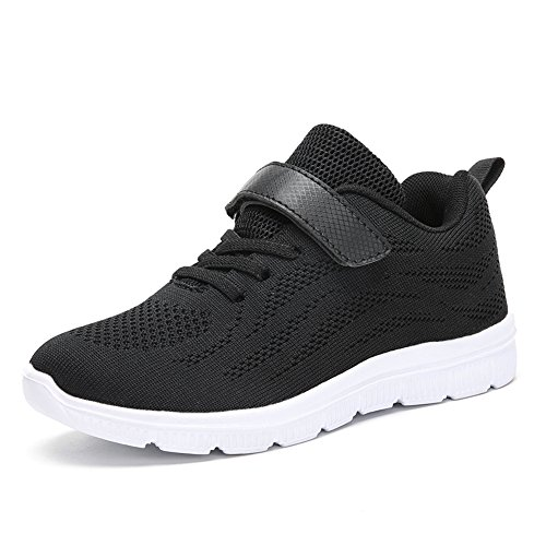 Pictures of adituo Kids Lightweight Sneakers Boys and Girls 6