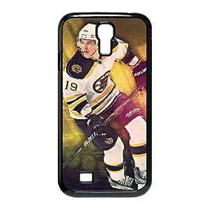 Boston Bruins Samsung Galaxy S4 90 Cell Phone Case Black TPU Phone Case SV_098151