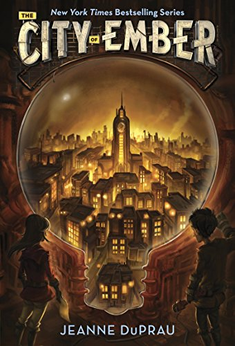 Age Covers Switch Light (The City of Ember (The First Book of Ember))