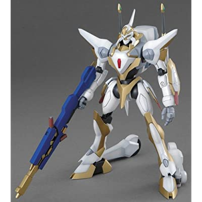 Bandai Hobby Mechanic Collection 1/35 Model #1 Lancelot Code Geass Action Figure: Toys & Games