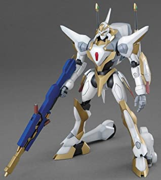 Bandai Hobby Mechanic Collection   Lancelot Code Geass Action Figure