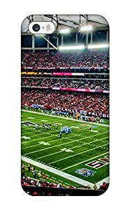 Premium Atlanta Falcons Back Cover Snap On Case For For ipod Touch 4