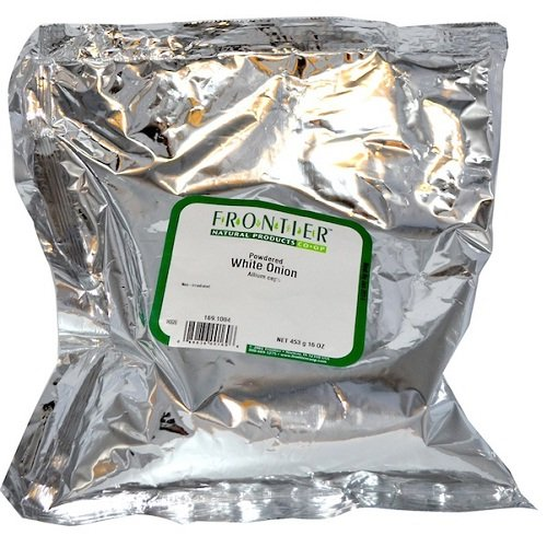 Frontier Herb Onion Powder - Bulk, 1 Lbs. ()