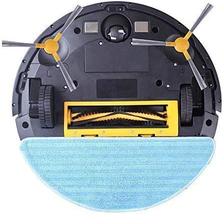 LEIXIN Sweepe Automatique Robot de Balayage, Une Forte Aspiration Rechargeable USB Robot Intelligent, Longue durée de Vie de la Batterie, Nettoyage de Tapis