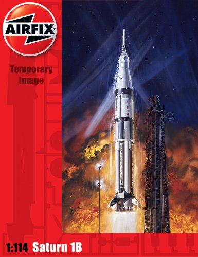 Airfix A06172 Saturn 1b Model Building Kit 1 144 Scale