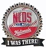 "Washington Nationals 2014 NLDS ""I Was There"" Pin"