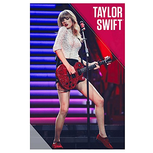 (Taylor Swift Collectible: 2013 Red Performance on Red Tour 22