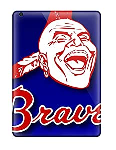 New Style atlanta braves MLB Sports & Colleges best iPad Air cases