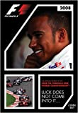 The Official Review of the 2008 FIA Formula One Championship [Import]
