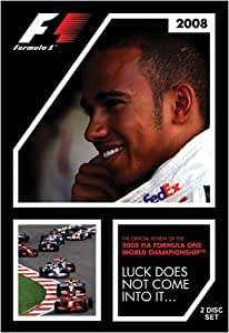 The Official Review of the 2008 FIA Formula One Championship