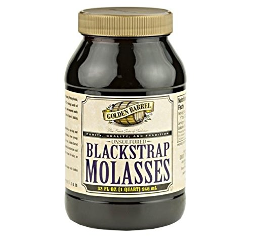 (Golden Barrel Blackstrap Molasses (32 fl. oz. Wide Mouth))