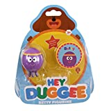 Hey Duggee Betty Figure with Feature Badge by Hey Duggee