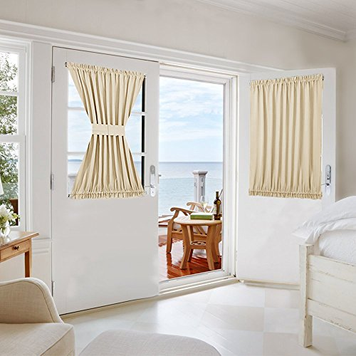 Curtains For Doors Amazon Com