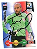 TIM HOWARD SIGNED Panini 2010 World Cup Soccer USA Trading Card Auto. Genuine Autograph! COA