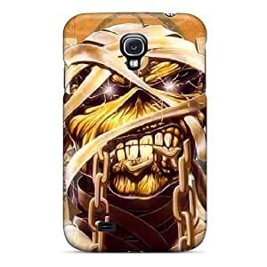 Top Quality Rugged Iron Maiden Case Cover For Galaxy S4