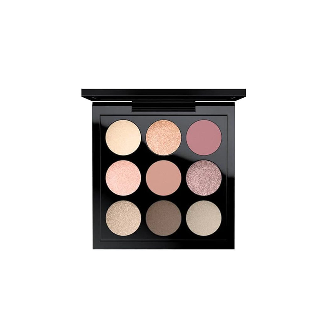 Eyes On MAC Solar Glow Times Nine Eyeshadow Palette Solar Glow Times Nine