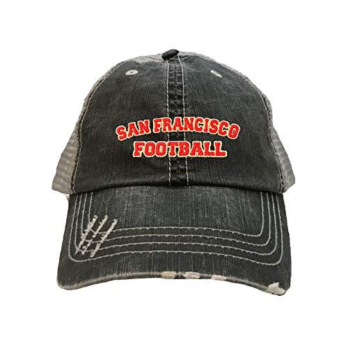 San Francisco 49ers Trucker Hat 1a12b1a6b