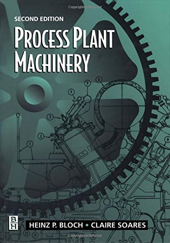Process Plant Machinery  Second Edition
