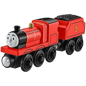 Fisher-Price Thomas & Friends Wooden Railway James Engine