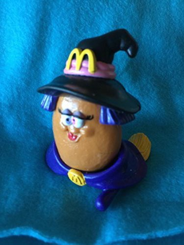 (1992 Mcdonald's Halloween Mcnugget Buddies)