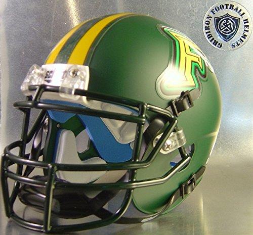 Freedom Irish 2015 - Wisconsin High School Football MINI Helmet by Gridiron Football Helmets