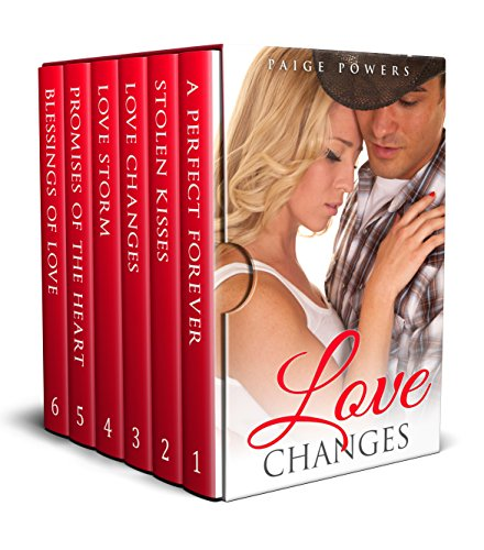 Love Changes Box Set