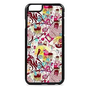 Graffiti Cava Lera Snap-on Hard Back Case Cover For Apple Iphone 6 4.7 Inch