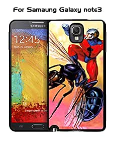 Samsung Galaxy Note 3 Funda Case Marvel Comics Ant-Man Protector Dust Proof Solid Impact Resistant Anti Slip Funda Case Cover