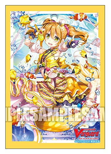 Bushiroad Sleeve Collection Mini Vol.384 Card Fight !! Vanguard Colorful Pastorale Caro