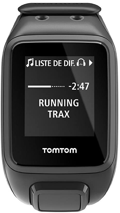 Amazon.com: TomTom Runner 2 Cardio Música Small Heart Rate ...