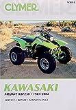 Clymer Kawasaki Mojave KSF250 1987-2004