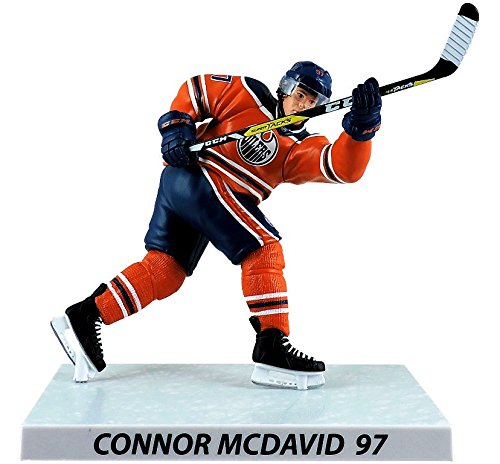 Connor McDavid Edmonton Oilers Imports Dragon Figure L.E. of 2850