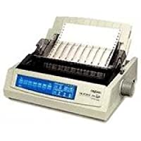 Okidata 62413002 Oki MICROLINE 321 Turbo/D1 Dot Matrix Printer - 9-pin - 435 cps Mono - 240 x 216 dpi - Parallel, Serial