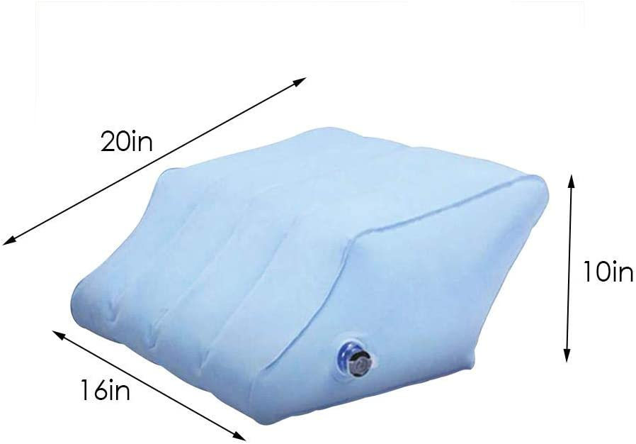 Elevating Leg Rest Pillow Inflatable