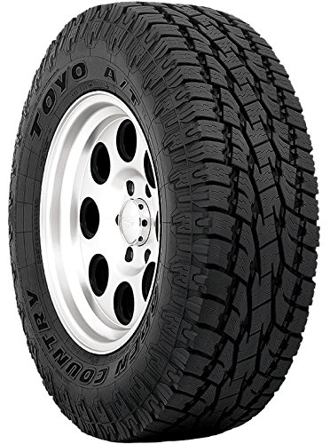 Toyo 352360 Open Country A/T II Radial Tire - 225/75R16 104S (2012 Jeep Liberty Tire Size P225 75r16 Sport)