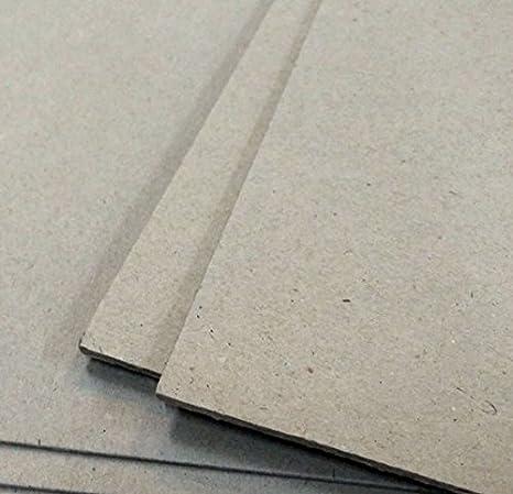 Cartón de 20 cm x 14,6 cm para scrapbooking de 1mm a 1,9 mm- Pack de 10 unidades