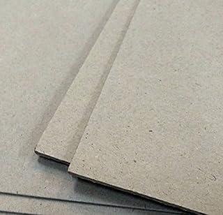 Cartón de 20 cm x 14,9 cm para scrapbooking de 1mm (Pack de 10 unidades)