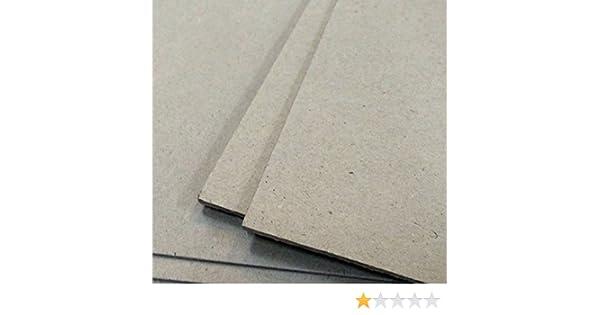 Cartón de 20 cm x 14,6 cm para scrapbooking de 1,5mm - Pack ...