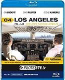 PilotsEYE.tv | LOS ANGELES |:| Blu-ray Disc® |:| Cockpitflug Lufthansa | Boeing 747 | Der letzte Flug des Leitwolfes | Bonus: Los Angeles Tour [Blu-ray]