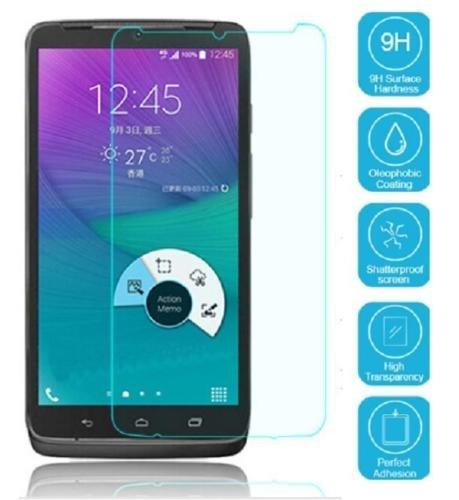 NP ARMOR Premium GLASS Tempered Screen Guard For Motorola Droid Turbo XT1254BN Ballistic Nylon / Motorola