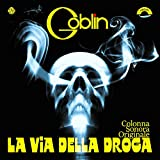 Goblin: La Via Della Droga Original Soundtrack (Colored Vinyl) Vinyl LP (Record Store Day)