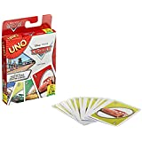 Disney/Pixar Cars UNO Card Game