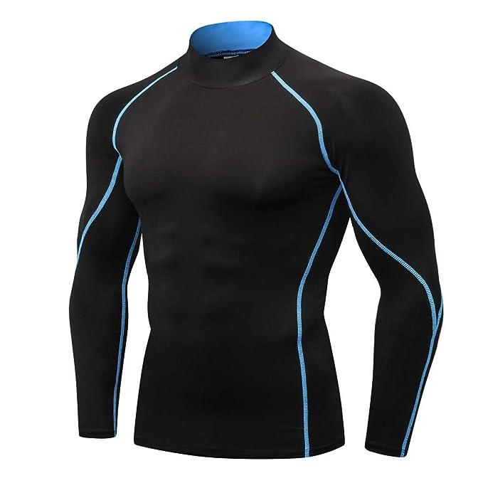 JiaMeng Entrenamiento Polainas Fitness Deportes Gimnasio Correr Yoga Camisa atlética Top Blusa Funcional Ropa Interior Ropa