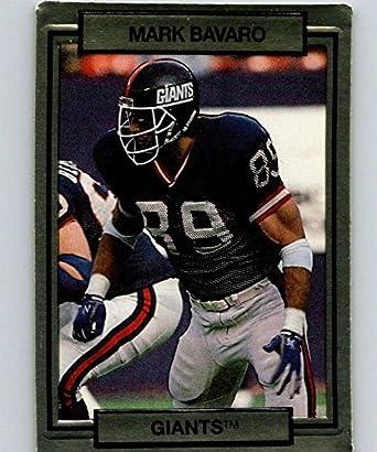 new style ceddd 40936 Amazon.com: 1990 Action Packed #183 Mark Bavaro NY Giants ...