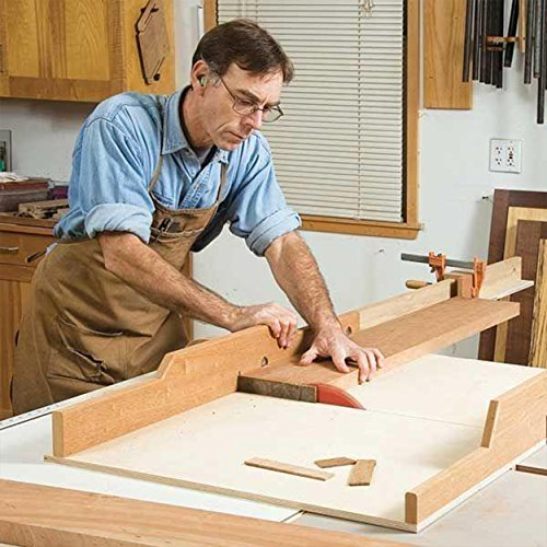 UPC 844788010543, Woodworking Project Paper Plan to Build Dead On Accurate Crosscut Sled